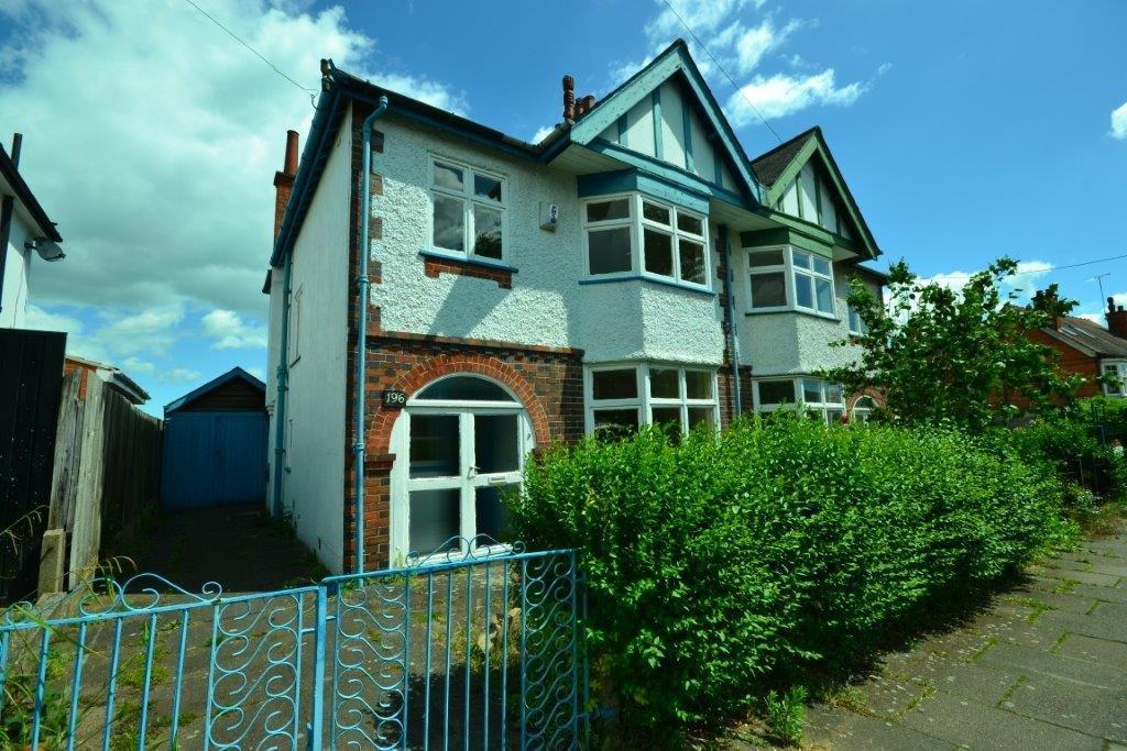 3 Bedrooms Property for sale in Kimberley Road, Evington, Leicester